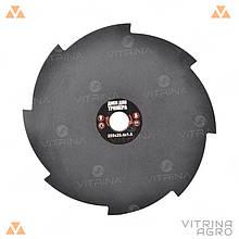Диск для тріммера Граніт - 8Т x 255 x 25,4 мм