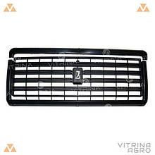 Решетка радиатора ВАЗ 2107 (черная) | АВТОПЛАСТ 2107-8401014