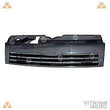 Решетка радиатора ВАЗ 2110, 2111, 2112 (нового образца) | АВТОПЛАСТ 2110-8401014-30