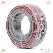 Шланг для поливу - 3/4 x 30 м сірий 5 шаровий Intertool | GE-4143