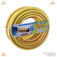 Шланг для поливу - сонечко 3/4 х 50 м Evci Plastik | 6809