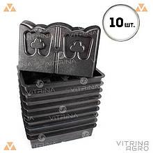 Форма для бордюру, бордюрний камінь 30х19х7см, Україна - Акція! 10 шт.