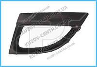 Накладка бампера Renault Scenic (09-12) правая (FPS) 620728289R