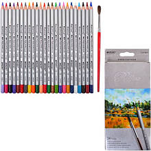 Олівці кольорові MARCO 24 кольору №7120-24CB raffaine
