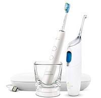 Зубний центр Philips AirFloss Pro/Ultra HX8494/01, фото 1