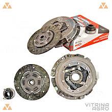 Сцепление ВАЗ-2101, 2103, 2104, 2105, 2106, 2107 (комплект)   21060-1601000-00 ВИС ЭВР (Россия)