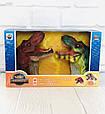 """Игровой набор """"голова динозавра"""" (2 штуки) арт. 395, фото 3"""