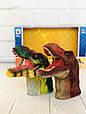 """Игровой набор """"голова динозавра"""" (2 штуки) арт. 395, фото 2"""