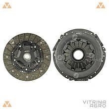 Сцепление ГАЗ 406 универсальное (диск нажимной, ведомый, подшипник) (комплект) | Дорожная Карта (Украина)