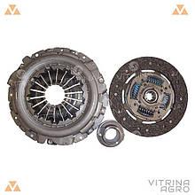 Сцепление ГАЗ 4216, УАЗ (4178, 4126) Евро 3 (диск нажимной, ведомый, подшипник) (комплект) | RIDER (Венгрия)
