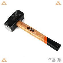 Кувалда с деревянной рукояткой (2000 гр.) | СИЛА 320146