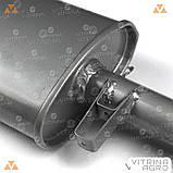 Глушник ВАЗ-2101, 2103, 2105, 2106, 2107 (катаний) | 10501101, фото 5