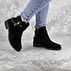 Ботинки женские Fashion Lade 1396 41 размер 25,5 см Черный, фото 2