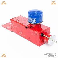 Гидробак ЮМЗ-6 (маслянный бак) для переоборудования под ГОРу (с фильтром, 3 л.) | VTR