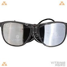 Окуляри захисні 0276 Р-2 (зелені) | VTR (Україна) ZO-0015