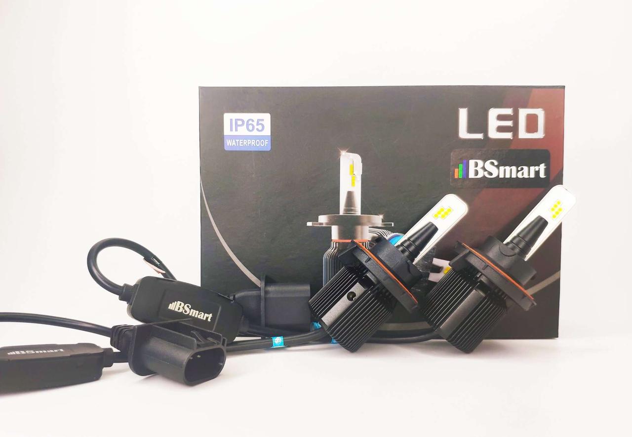 Авто лампы LED светодиодные M1 CSP Южная Корея H13 8000Лм 40Вт 12-24В