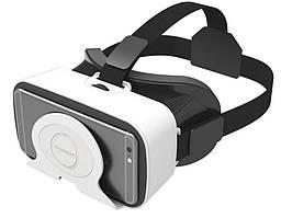 3D очки виртуальной реальности Shinecon VR SC-G03R, белые