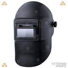 Маска зварювальна (щиток) відкидна Ягуар з наголовником від маски Хамелеон   VTR (Україна) ZM-0009