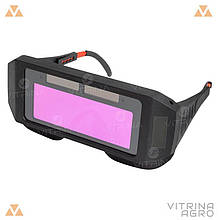 Зварювальні окуляри - з автозатемненням і дужками   VTR (Україна) WH-0030