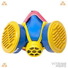 Респіратор - Пульс-До 2-фільтра флізелін | VTR (Україна) DR-0007