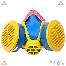 Протипиловий Пульс-К Горлівка, 2 фільтра (фільтр ПФ1А, тканина НФП) | VTR (Україна) DR-0042
