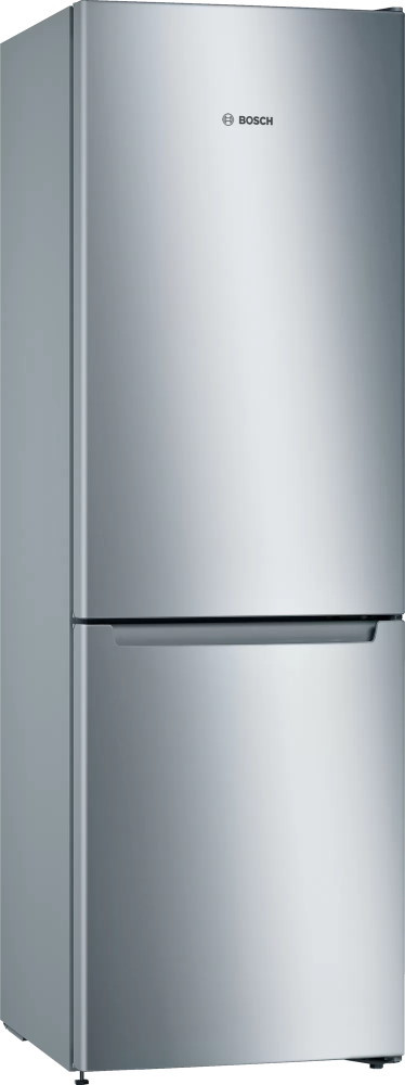 Холодильник з морозильною камерою Bosch KGN33KLEAE