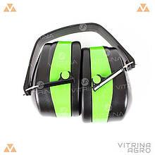 Навушники з шумопоглинання SNR 32 dB складні посилений жорсткий наголовник | VTR (Україна) LN-0002