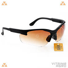 Окуляри захисні АКТИВ (карий градієнт) | СИЛА 480235