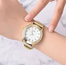 Часы женские золотой цвет, фото 2