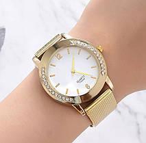 Годинники жіночі золотий колір, фото 2