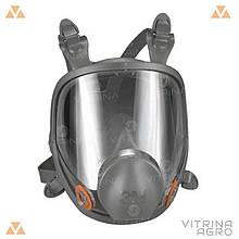 Полнолицевая маска серии 6000   3М 6800