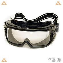 Очки защитные Панорама прозрачные   JS832