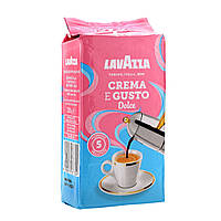 Молотый кофе Lavazza Crema e Gusto Dolce 250г