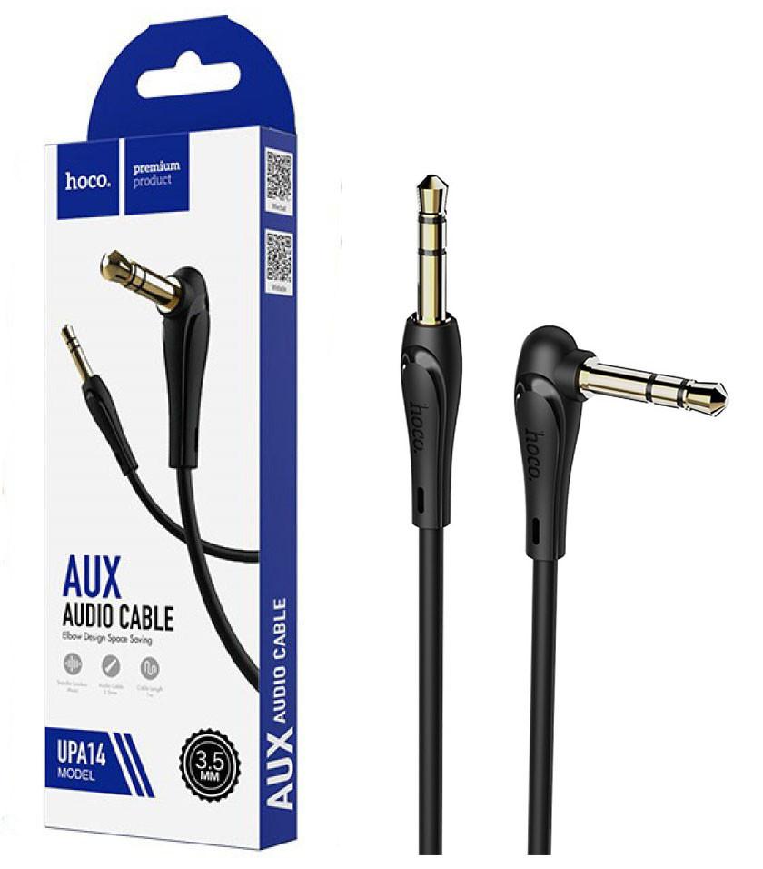 Аудіокабель HOCO UPA14 AUX Audio Cable 3,5 мм 1 метр