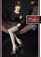 Колготы Fiore 60 Den Alzira 3D цвет Light Grey р.3