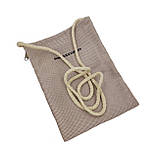 Текстильный кошелек Птичка с бабочкой, фото 4