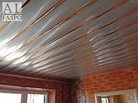 Алюминиевые реечные потолки - для ванной, кухни, балкона