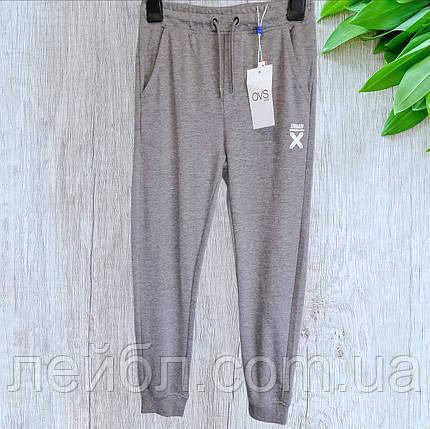 Детские спортивные штаны для мальчиков OVS kids рост 122см., 6 лет, фото 2