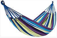 Гамак KingCamp Canvas Нammock KG3752, фиолетово-желтый