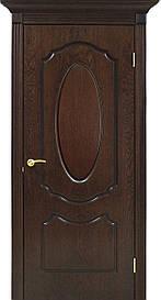 Двері Omis Ольвія ПГ натуральний шпон