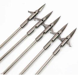 Стрелы дротики для охоты за рыбой для боуфишинга металлические (Тип 2)
