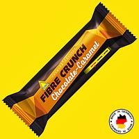 Энергетический протеиновый батончик Inkospor Fibre Crunch 65 г Карамель шоколад