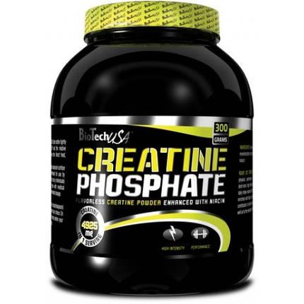 Креатин BioTech Creatine Phosphate 300 g , фото 2