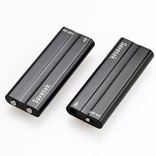 Мини диктофон c MP3 плеером Savetek 500 16 Гб (100500)