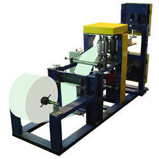 Обладнання для виробництва та обробки паперових виробів, серветок