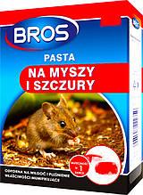 Паста от мышей и крыс 1 кг, Bros