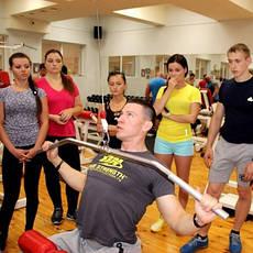 Курсы фитнес-иструкторов