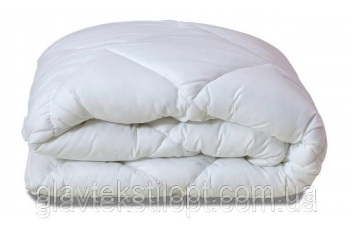 Зимовий ковдру біле холлофайбер 150*210, фото 2