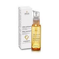 Многофункциональная сыворотка для всех типов волос 100мл CRYSTAL DIAMOND с маслом макадамии и арганы
