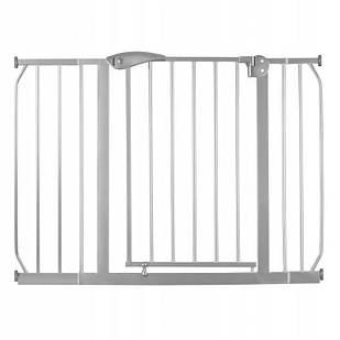 Бар'єр міжкімнатний-сходовий Ricokids 7408 Grey